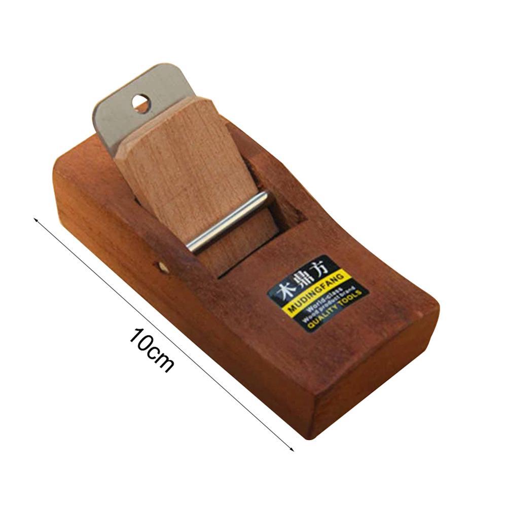 Dřevoobráběcí hoblík, mini ruční nářadí s plochým spodním - Zařízení na obrábění dřeva - Fotografie 6