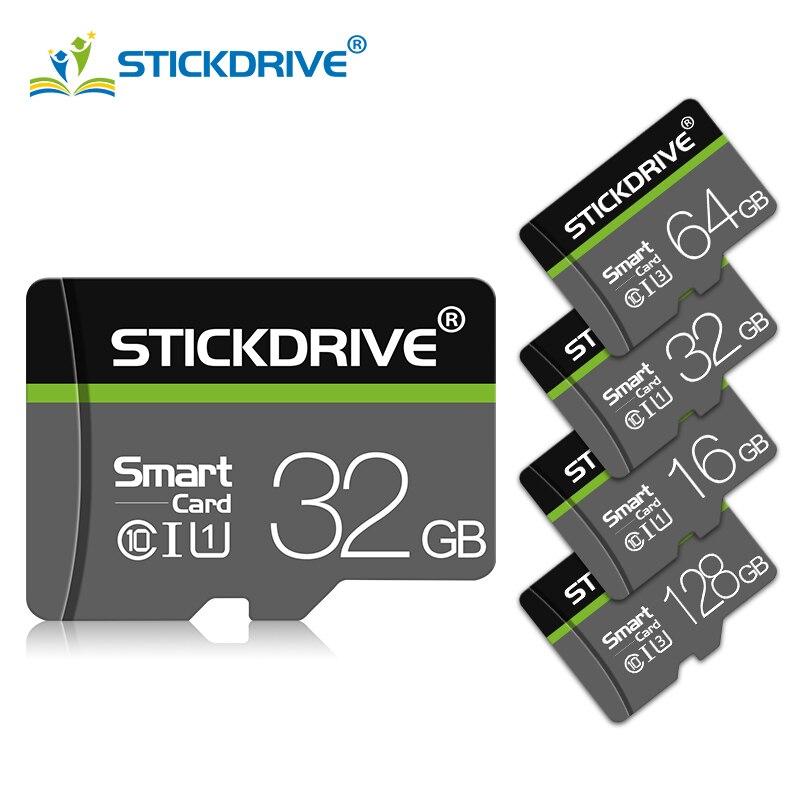 Tarjeta Micro memoria USB Micro SD class10 TF tarjeta Microsd 128GB 64GB 32GB 16GB 8GB disco de memoria Flash externo para teléfono