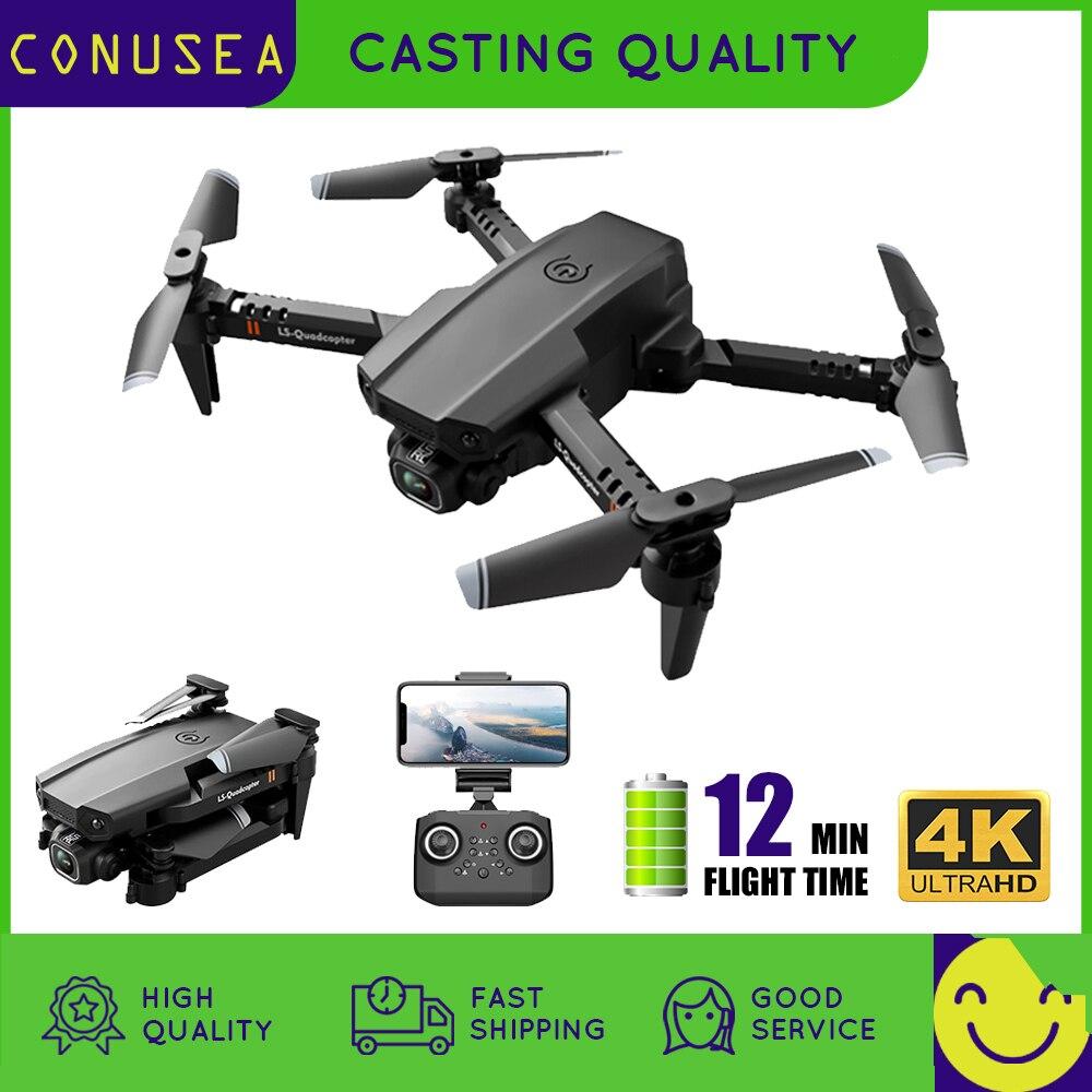 XT6 Mini Drone 4k للأطفال ، كاميرا مزدوجة ، تدفق بصري ، Wifi ، FPV ، هليكوبتر ، الاحتفاظ بالارتفاع ، كوادريكوبتر RC ، صورة شخصية ، لعبة ، 2020