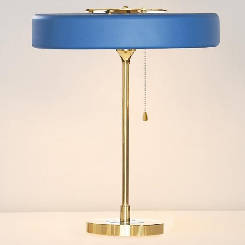Lámparas de Mesa de paraguas, decoración moderna para el hogar o la sala de estar, lámpara de escritorio, lámpara de noche para dormitorio