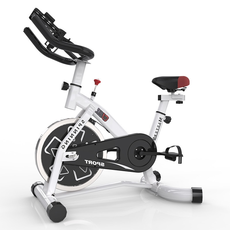 Indoor Cycling Bike Home Sport Bicycle Trainer Speed Resistance Mute Smart Exercise Bike Lose Weight