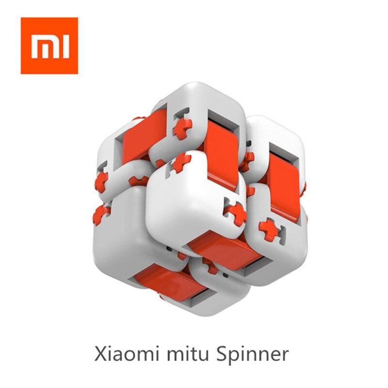 Cubo Spinner MI Mijia Mitu, bloques para dedos, juguete inteligente portátil para niños y adultos, juguete de inteligencia para Xiaomi, regalo para el hogar