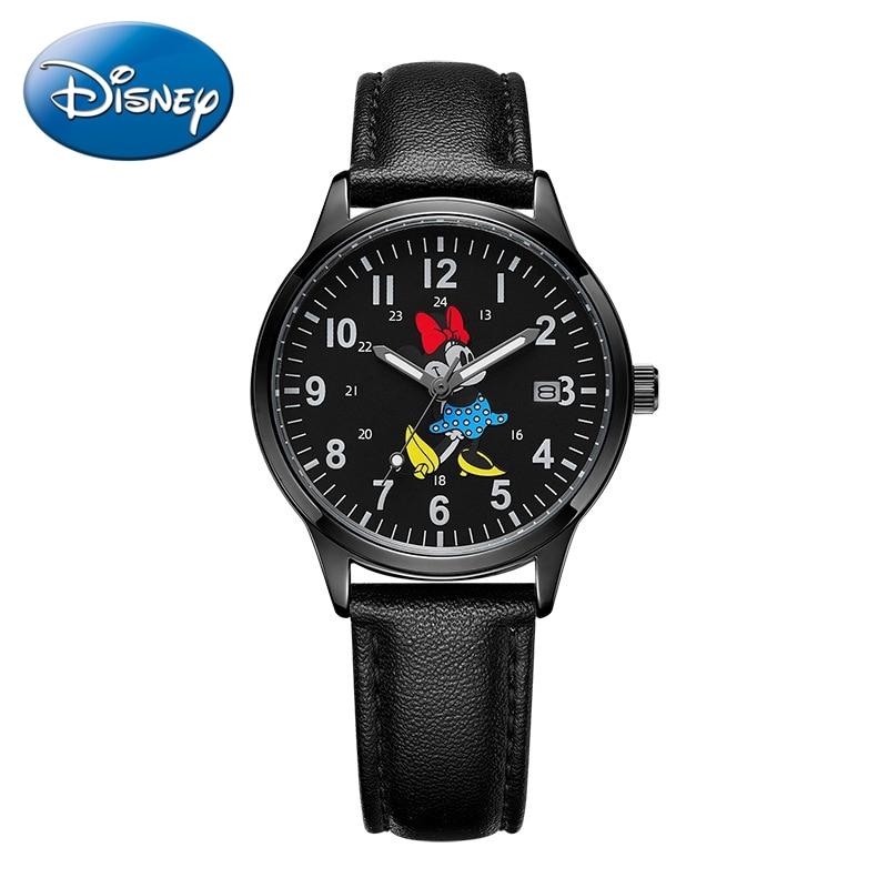 Часы наручные Minne женские кварцевые, модные стильные Молодежные повседневные, с календарем, красивые, подарок для девушек