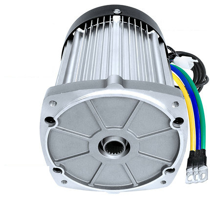 60v72v1200w Water Battery Electric Tricycle Mule Cart High-power DC Brushless Motor 1200W Electrical YGC66-86 enlarge