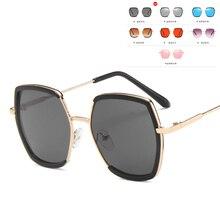 Винтажные детские солнцезащитные очки, роскошные брендовые солнцезащитные очки 2020, модные солнцезащитные очки в стиле панк, солнцезащитны...