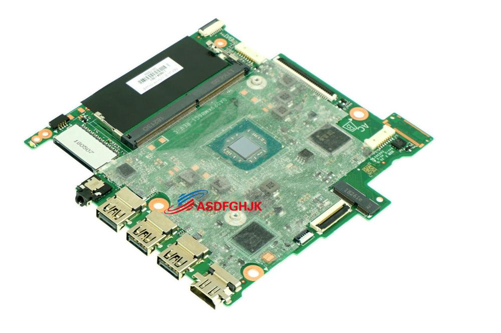 Genuíno L16634-601 L16634-001 para hp stream 14 series 32gemmc placa-mãe n4000 cpu da0p9kmb6c1