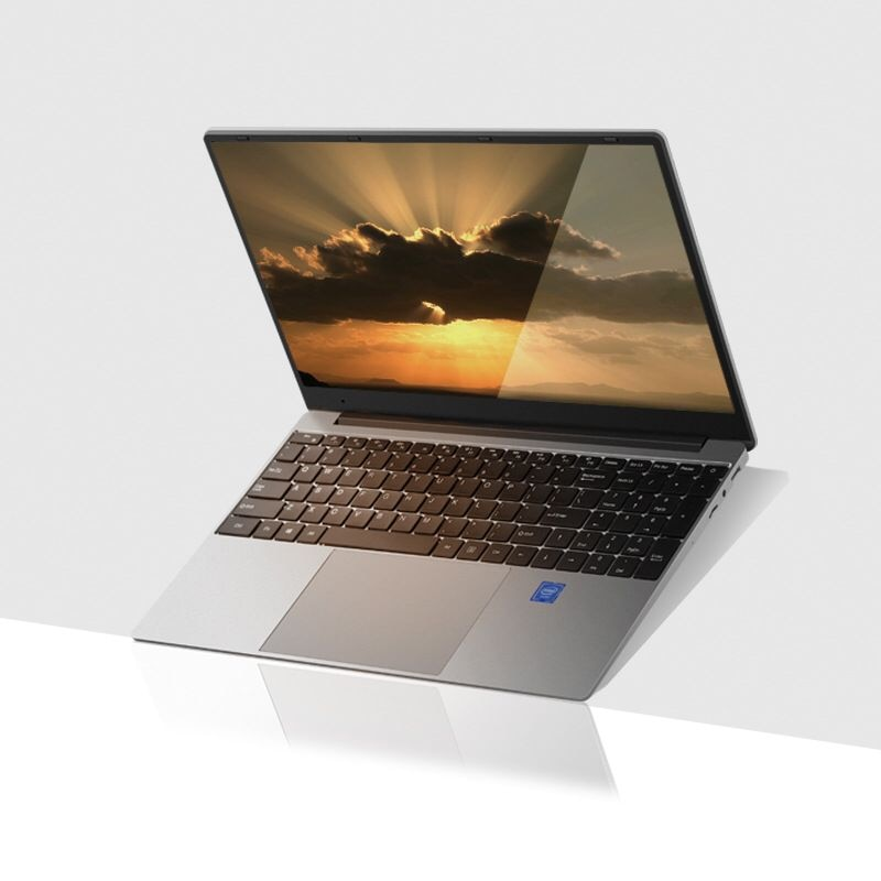 Get China OEM J3455 8GB laptop 15.6 inch Notebook computer 1TB office Business Slim Gaming Netbook