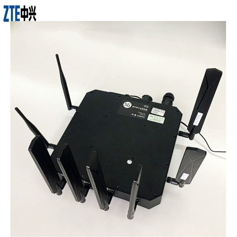 ZTE Industry Wireless CPE Router MC6010 2021 New Powerful Factory Office Outdoor 4G 5G WiFi Industrial Router