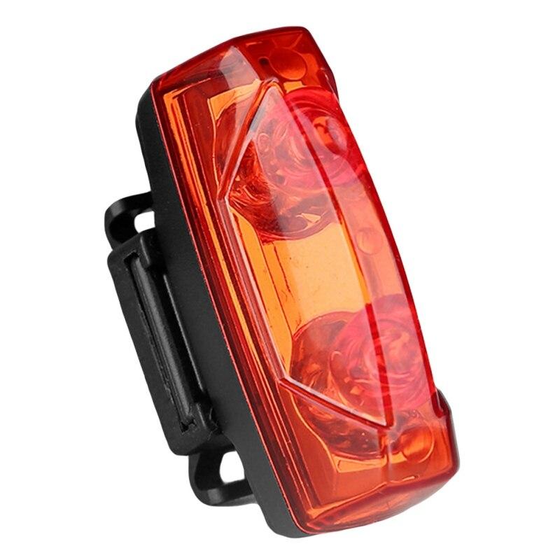 Herramienta de bicicleta luces de bicicleta luz trasera de inducción luz de advertencia de bicicletas poder magnético generar luz trasera más nuevo 2020 caliente