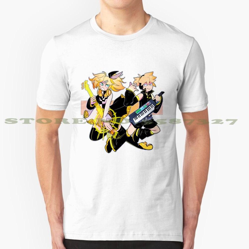 ¡kagamines-camiseta-de-diseno-a-la-moda-vocaloid-kagamine-len-rin-kawaii-chibi-estetica