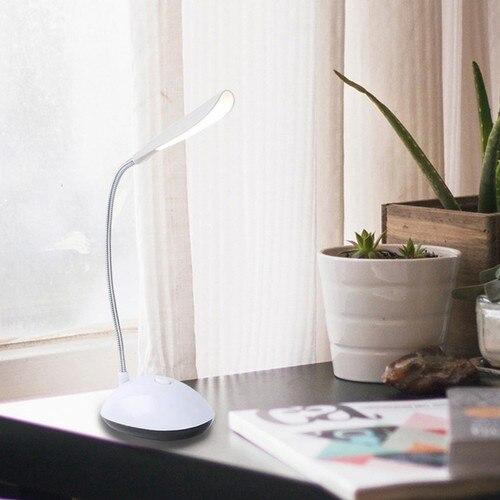 Портативная настольная лампа для офиса, кабинета, стильный и современный дизайн