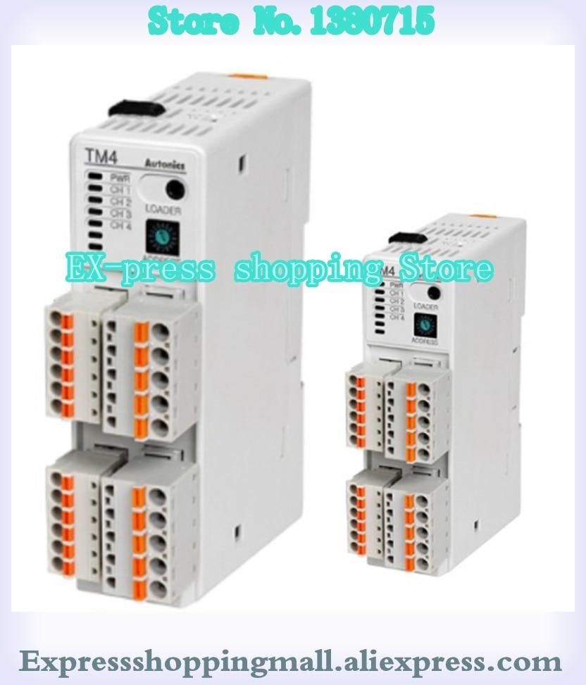 TM4 New Module TM4-N2SE TM4-N2RB TM4-N2SB Temperature Controller