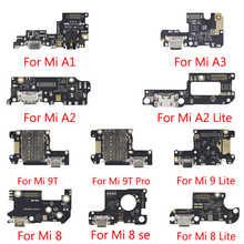 USB Charger For XiaoMi Mi 9T Pro 9 8 SE A3 A1 A2 Lite Charging Dock Port Connector Flex Cable