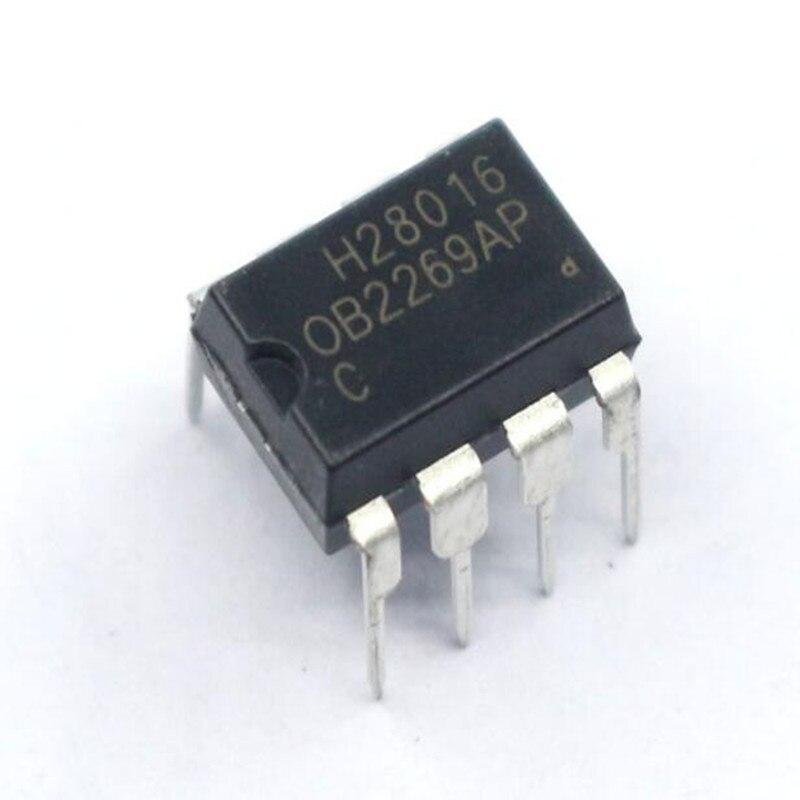 10 unids/lote OB2269AP OB2269 2269 DIP8 mejor calidad IC