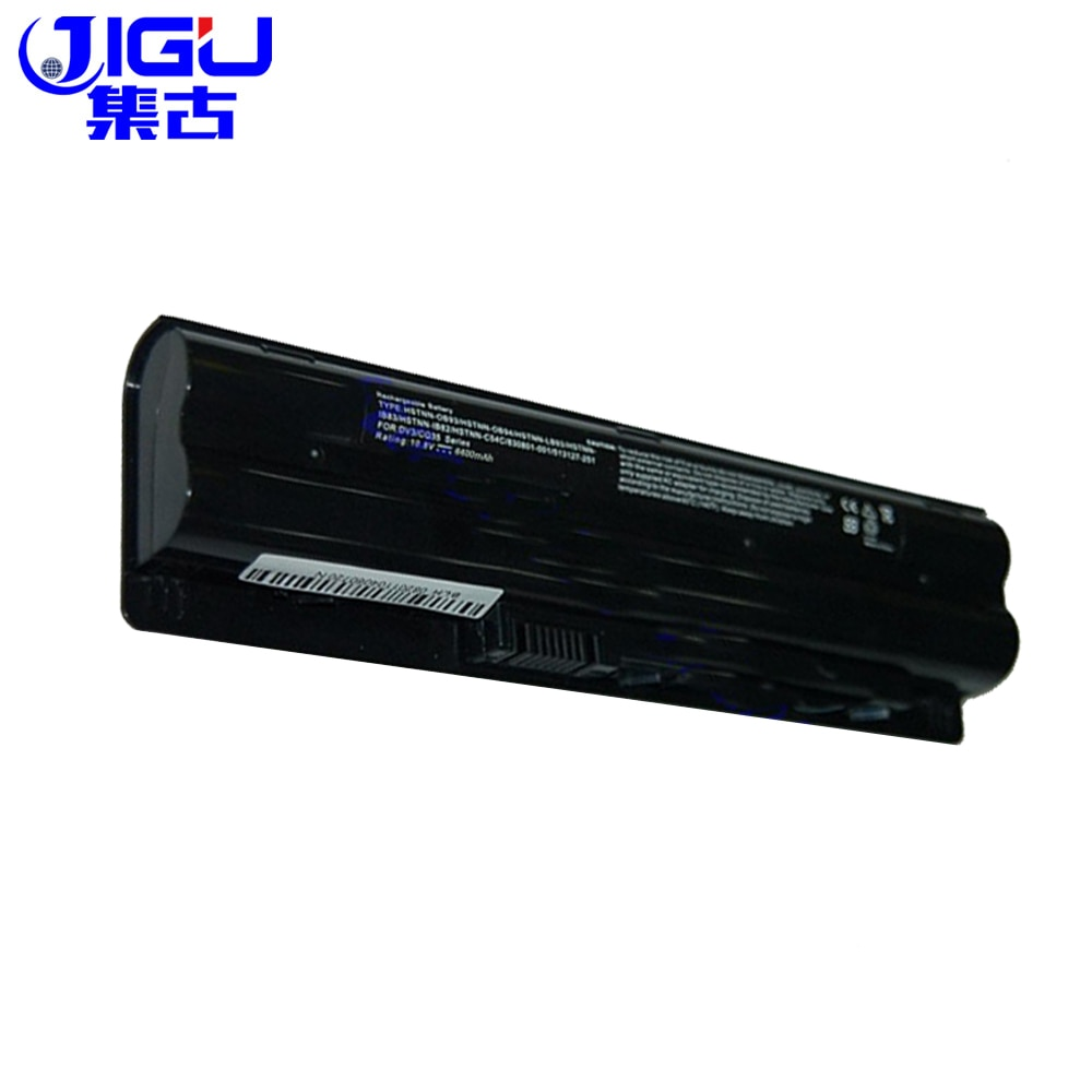 JIGU batería para portátil Compaq Presario CQ35-100 CQ35-200 CQ35-124TX CQ35-208TU CQ35-217TU CQ35-226TX CQ36-100 4400mah 6 celdas