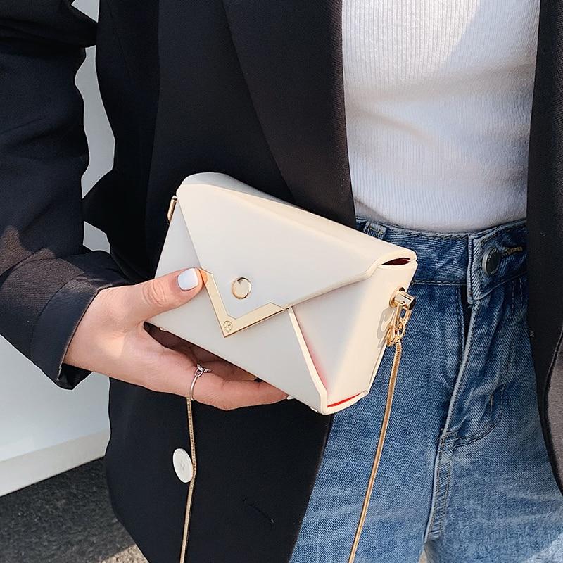 French texture fashion mini bag women 2020 new fashion web celebrity summer fresh chain messenger bag