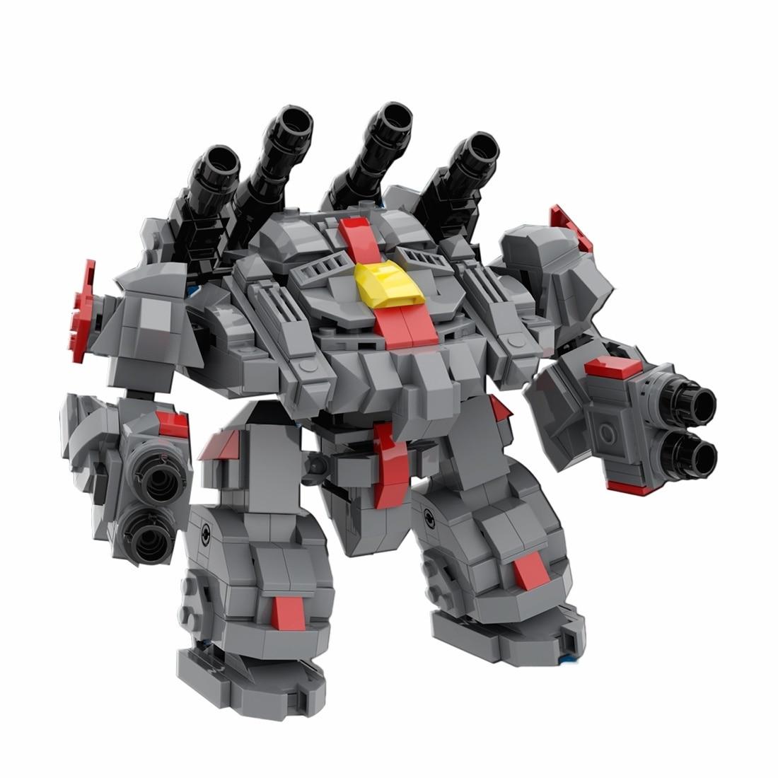 550 pecas moc mecha tijolos modelo pequenas particulas bloco de construcao brinquedo educacional
