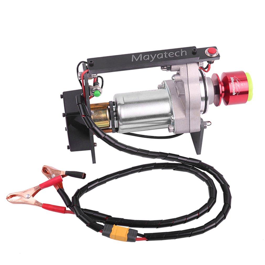 Mayatech TOC الكهربائية Rc موتور بدء تشغيل المحرك ل RC نموذج محرك البنزين نيترو محرك Rc طائرة هليكوبتر