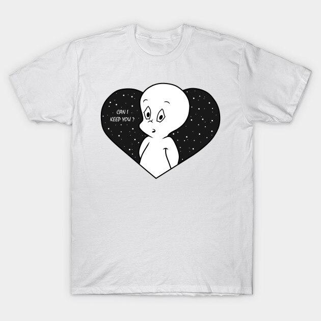 Hombres camiseta Casper Can I Keep You camiseta mujer camiseta