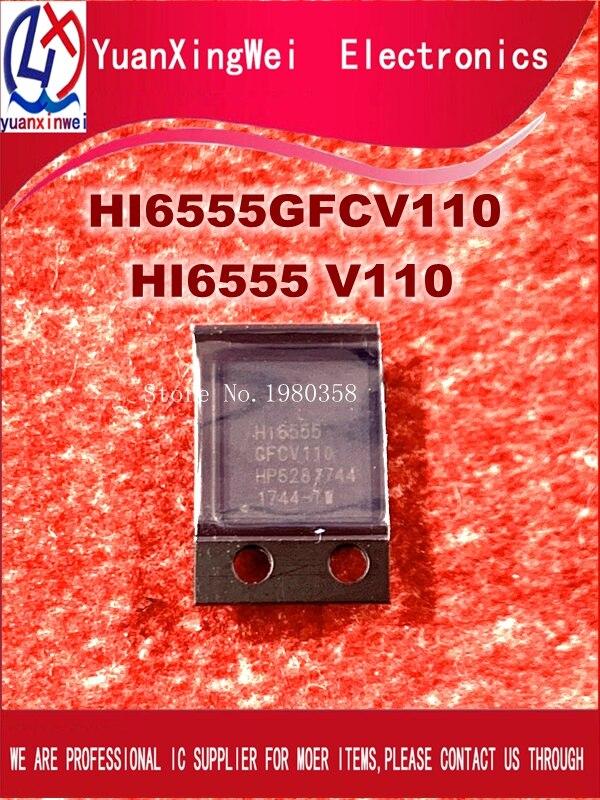 Hi6555 Hola 6555 HI6555GFCV110 HI6555V110 HI6555 V1 nuevo original 2 unids/lote
