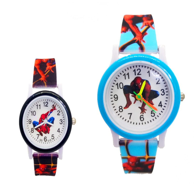 Cartoon Children's Watches Silicone Strap Sports Quartz Watch for Kids Boys Girls Student Prize Clock Christmas Gifts for Babies fashion watch girls kids watch for gifts cute cartoon children watches full stainless steel strap quartz watch clock hodinky
