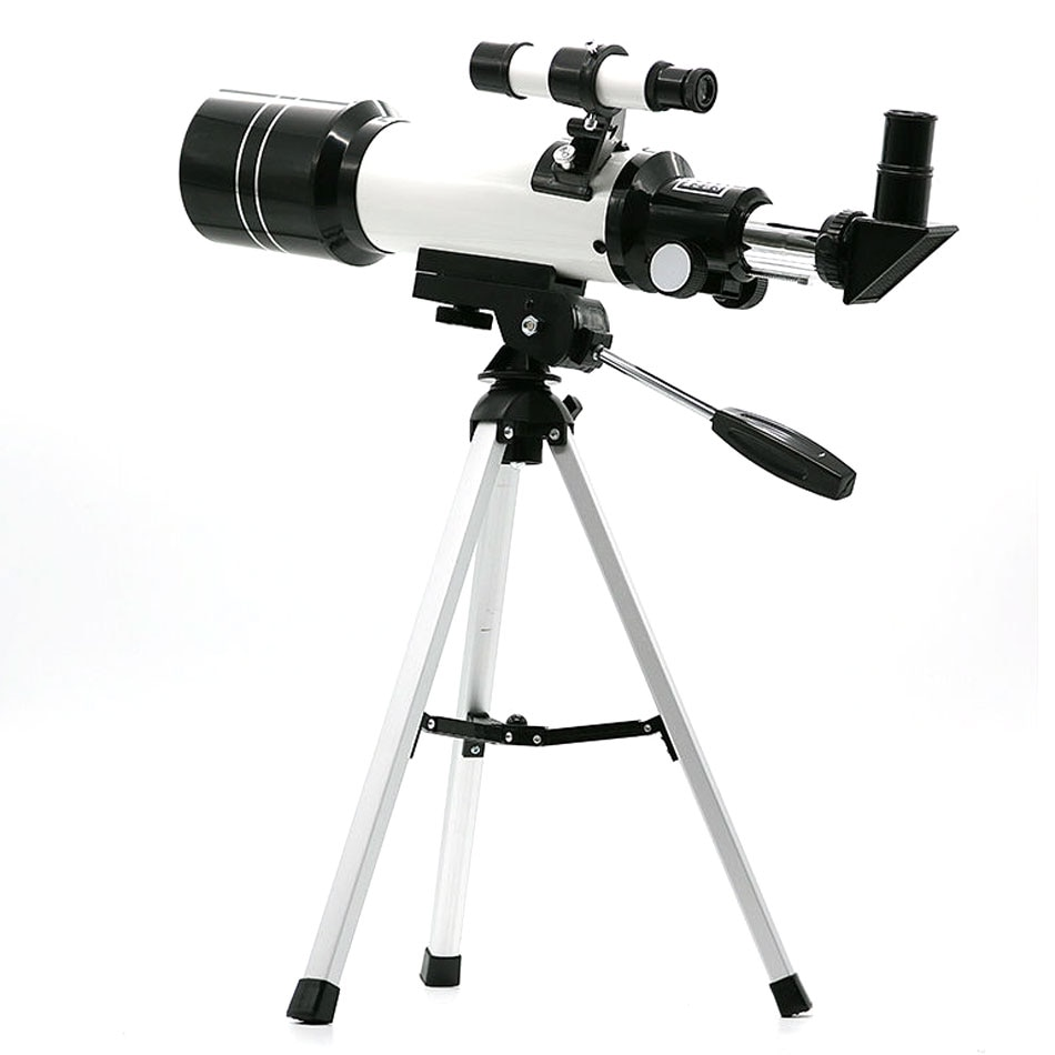 HD Professional Stargazing Space Astronomical Telescope With Tripod Night Vision Deep Space Star Spotting Scopes Monocular