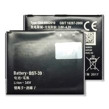 BST-39 For Sony Ericsson TM717 T707 W380 W380a W518 W518a W908c W910i Z555i W508 W508c 920mAh Battery