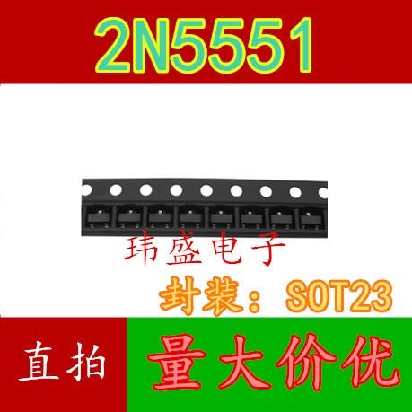 2N5551 MMBT5551LT1G G1 SOT23