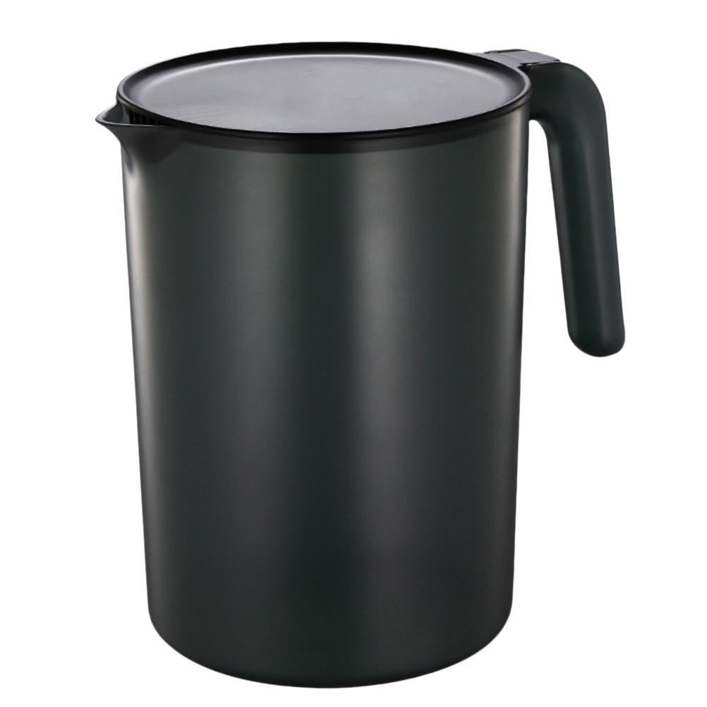 1 pièces bouilloire pichet deau avec échelle boisson pichet bouilloire deau froide pour leau pique-nique bureau à domicile