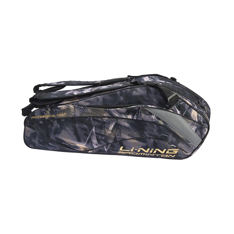 Badminton Storage Bag Shoulder Sports Bag 6 PCs Portable Badminton Bag Abjn088