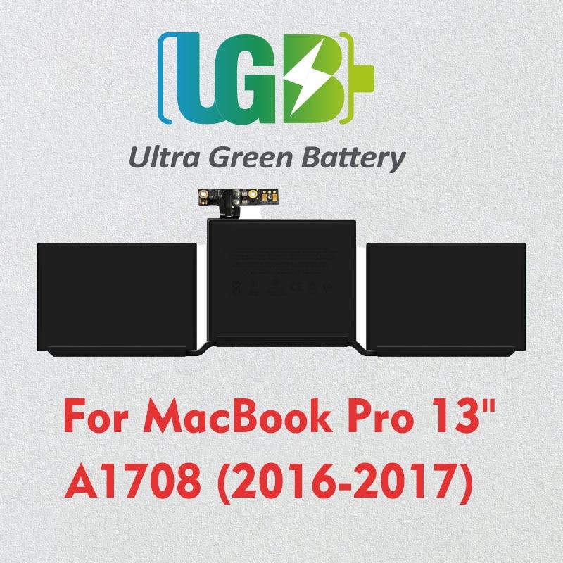 UGB جديد الأصلي A1713 ، 020-00946 بطارية لابل ماك بوك برو 13