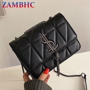 3 Style Women's Small Tote Bag Soft Leather Purses and Handbags Luxury Designer Fashion Chain Female Shoulder Crossbody Bags Sac