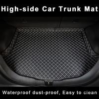 Custom Car Trunk Mat for mercedes w177 ds7 crossback suzuki wagon r opel mokka x chery tiggo t11 Car Accessories Cargo Liner Mat