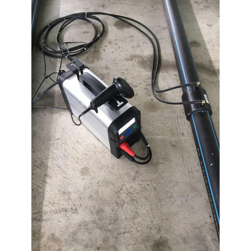 Электрофузионное сварочное оборудование для общего пользования, промышленного и строительного рынков 20-200 мм