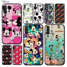 Disney в виде персонажей из мультфильма Микки Маус коллекция для Xiaomi Mi 11 11i до 10 ти лет обратите внимание; Размеры 9 и 10T 9 SE 8 Lite рro ультра 5G чехол для задней панели мобильного телефона