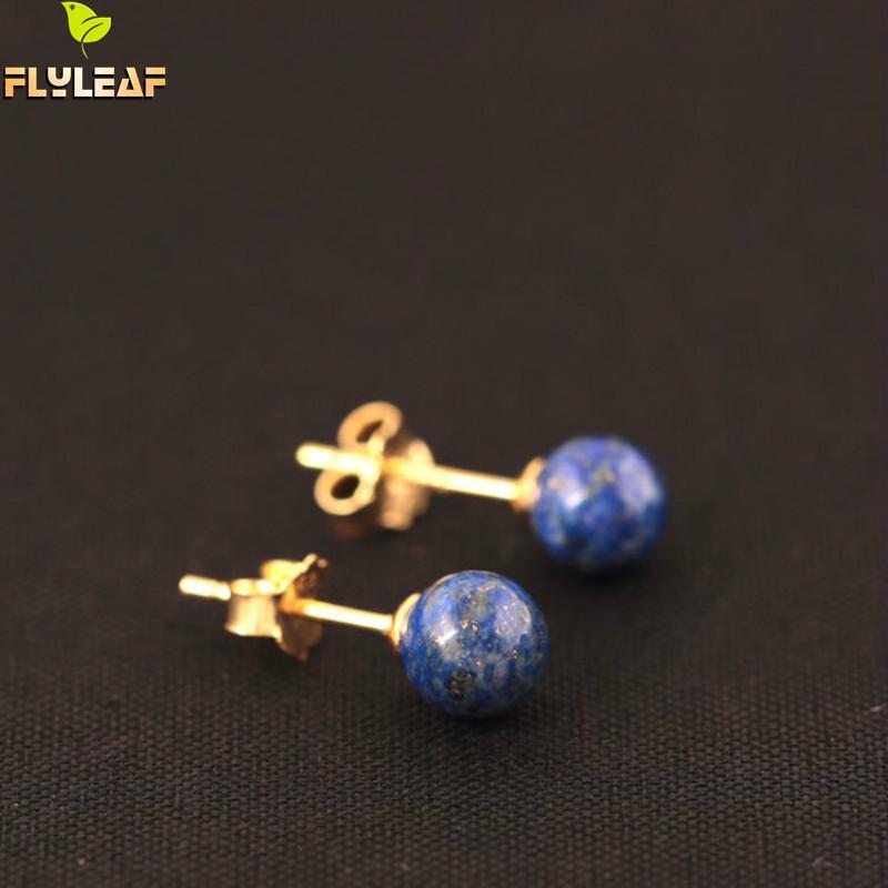 Женские-серьги-гвоздики-из-стерлингового-серебра-925-пробы-с-лазуритом-простой-стиль-подарок-для-леди-гипоаллергенное-серебро-ювелирные-и