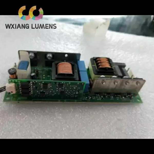 العارض الصابورة مصباح امدادات الطاقة مصباح سائق EUC 215g N/T05 صالح لسوني VPL-SX536 DX120