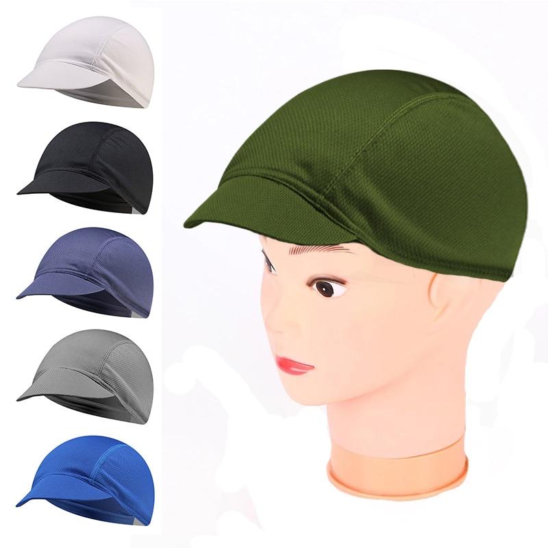 1 шт. спортивные шапки для мужчин и женщин, шапки для верховой езды, защита от солнца, дышащие и быстросохнущие, шапки для бега на открытом воз...
