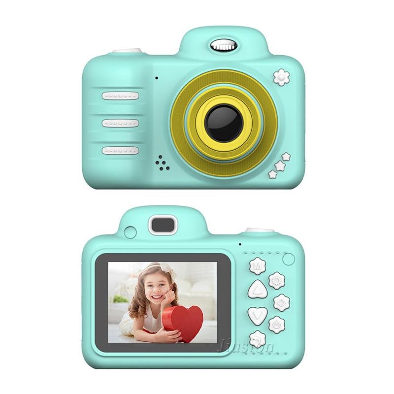 Cámara Digital Infantil para niños, Mini videocámara de vídeo, juguetes educativos, regalos