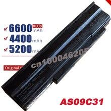 Especial 6c de batería para Acer AS09C31 AS09C71 para Extensa 5235 5635 5635Z BT.00607.073 5635G 5635ZG ZR6 BT.00607.072 envío gratuito