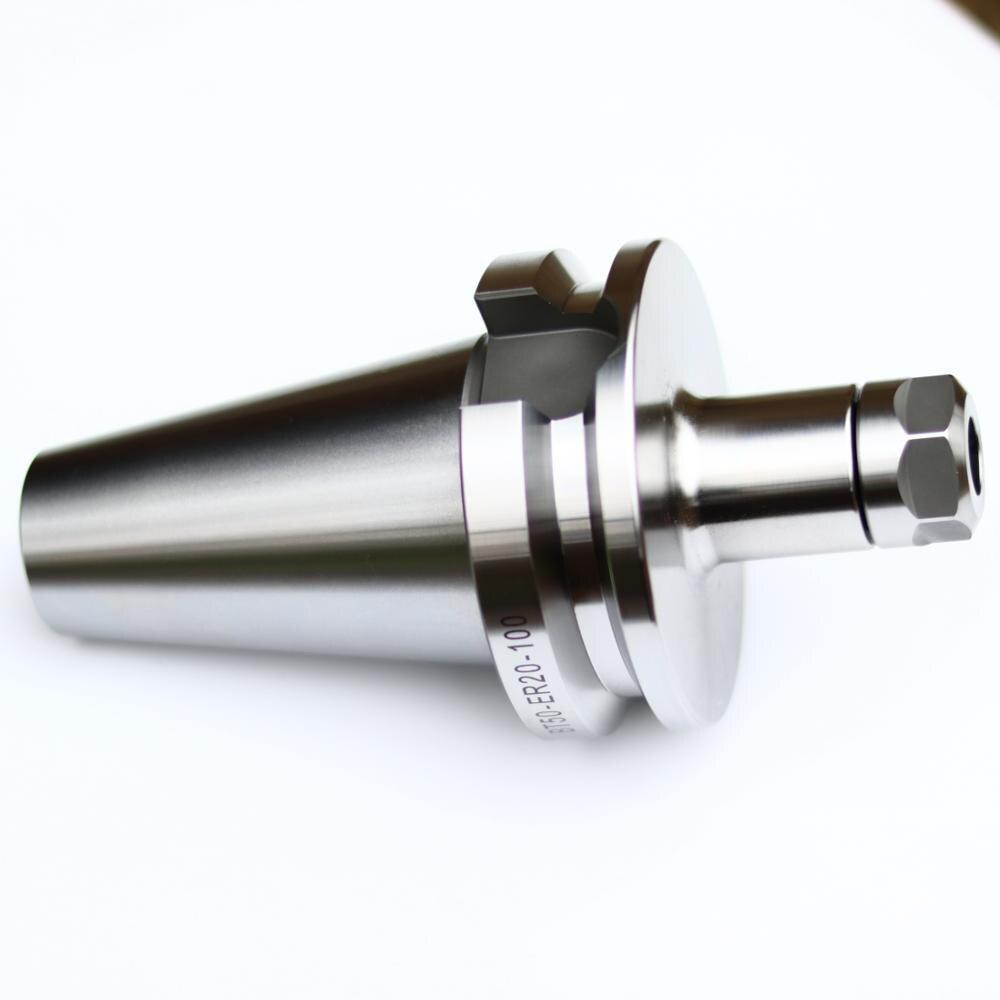BT50 ER16/20/25/32/ 40Tool Holder 70mm 100mm length collet chuck arbor enlarge