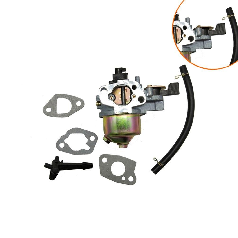 Vergaser Set 2KW - 3KW Generator für Honda GX160 GX200 168F 170F 5,5 HP Motor Isolator & 3Pcs Dichtung