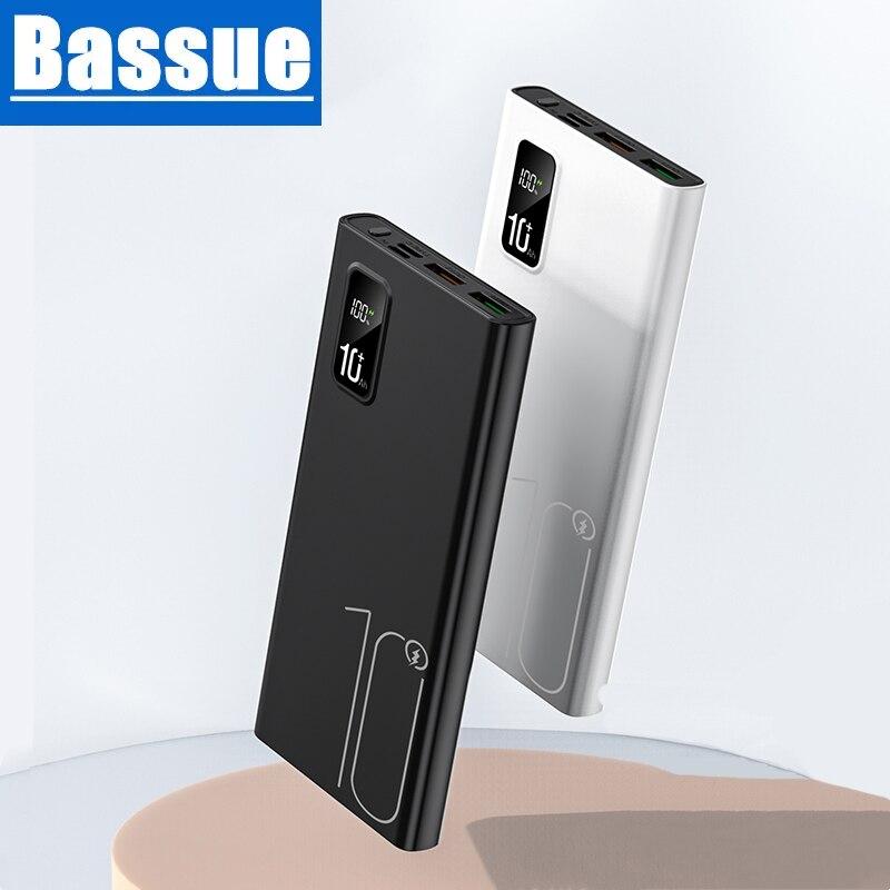 Портативное зарядное устройство 10000 мА портативное зарядное устройство для Samsung Xiaomi mi портативное зарядное устройство Внешняя батарея Портативное зарядное устройство 10000 мА портативное зарядное устройство карманный телефон