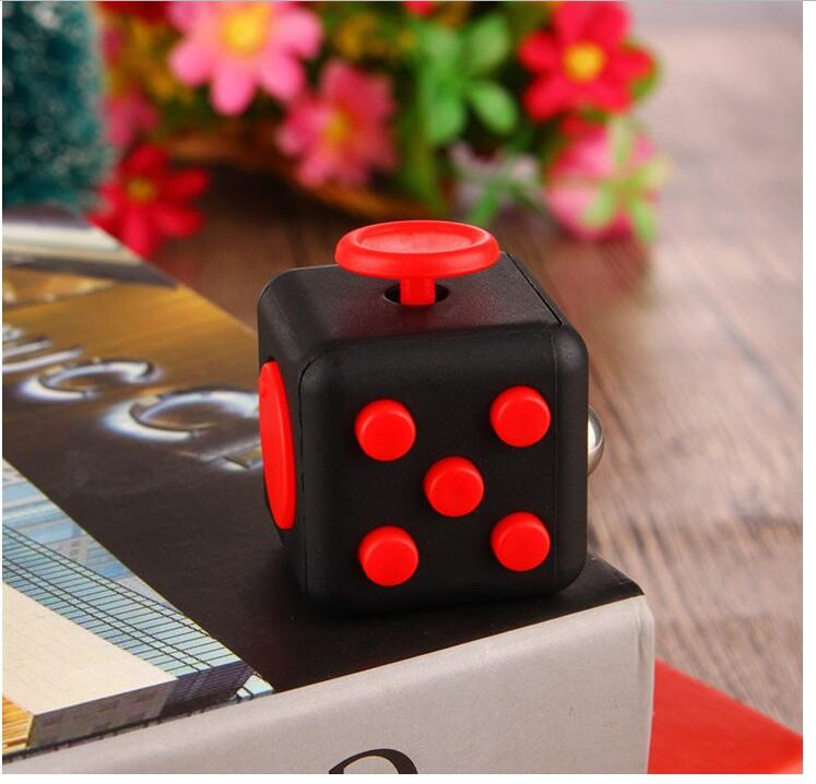 Fidget Toys Dice Toys Are Interesting Stress Reduction Gift Cubes Relieve Anxiety and Stress Autism  Desk Toy  Stress Toy enlarge