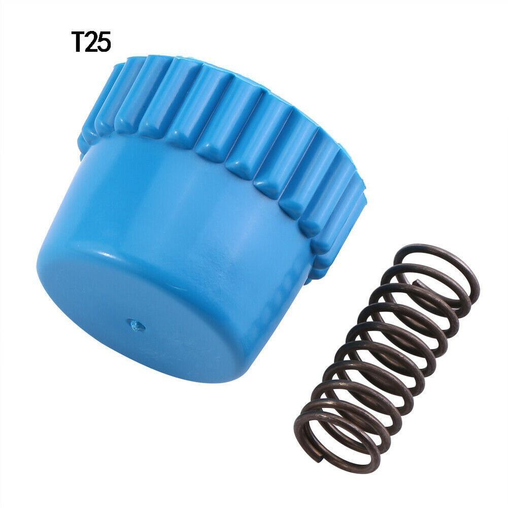 Нейлоновая головка для триммера, металлическая пружина T25/T35, сменная часть O8U4