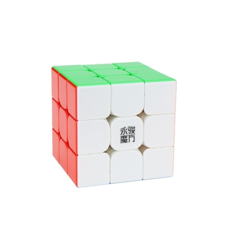 mais novo original yongjun yj yulong v2 m 3x3x3 cubo magico magnetico profissional
