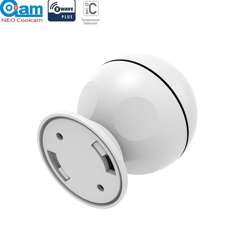 NEO COOLCAM 3 in 1 Z-wave PIR Motion Sensor+ Temperature+Lux Smart ZWAVE PIR Sensor Infrared Detector Home Alarm System