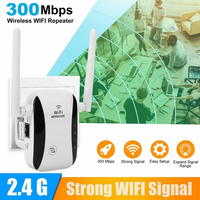 300 Мбит/с Wi-Fi ретранслятор Беспроводной-N 802,11 2,4G маршрутизатор AP расширитель сигнала Усилитель диапазона Усилитель Wifi точка доступа для дома