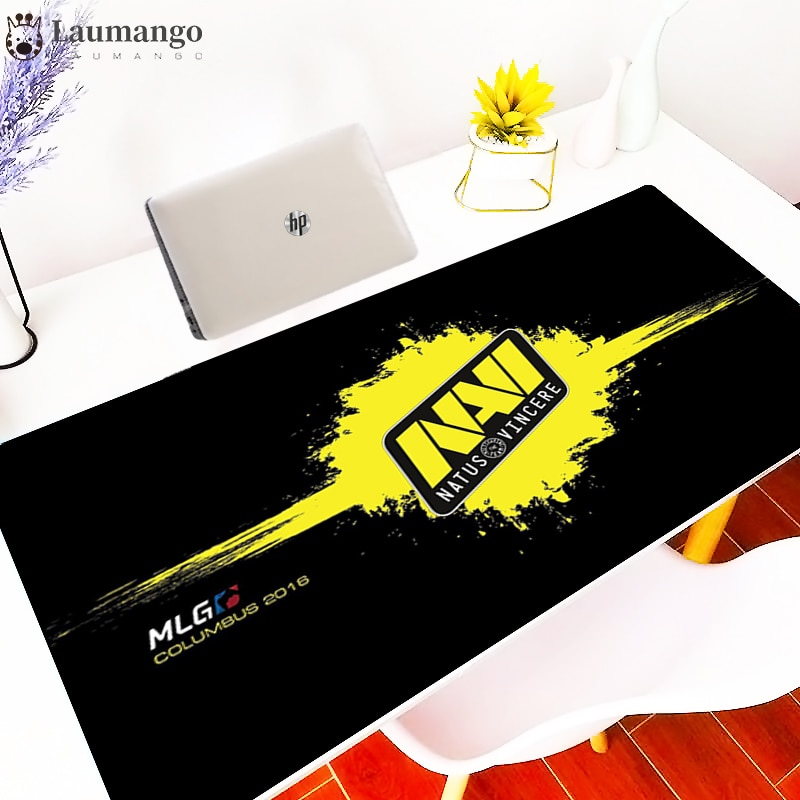 Mouse Pad Navi Natus Vincere Larger size 800x300 Speed mini pc computer Keyboard Desk mat For CS GO gaming accessories mousepad майка классическая printio natus vincere na vi – illustration black