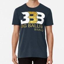 Bbb - Big Baller Brand T Shirt Big Baller Brand Bbb Basketball Lonzo Lakers